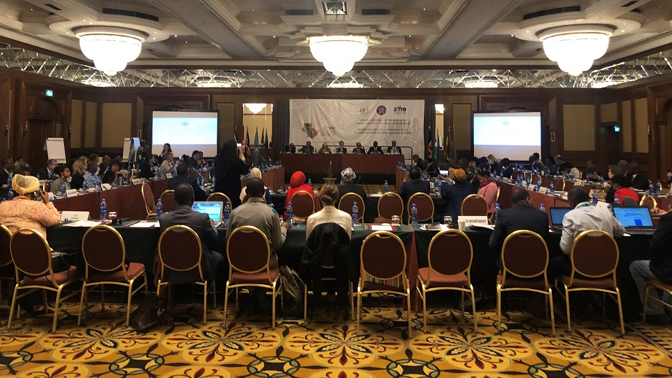 GP20 advances discussion on durable solutions in the IGAD region