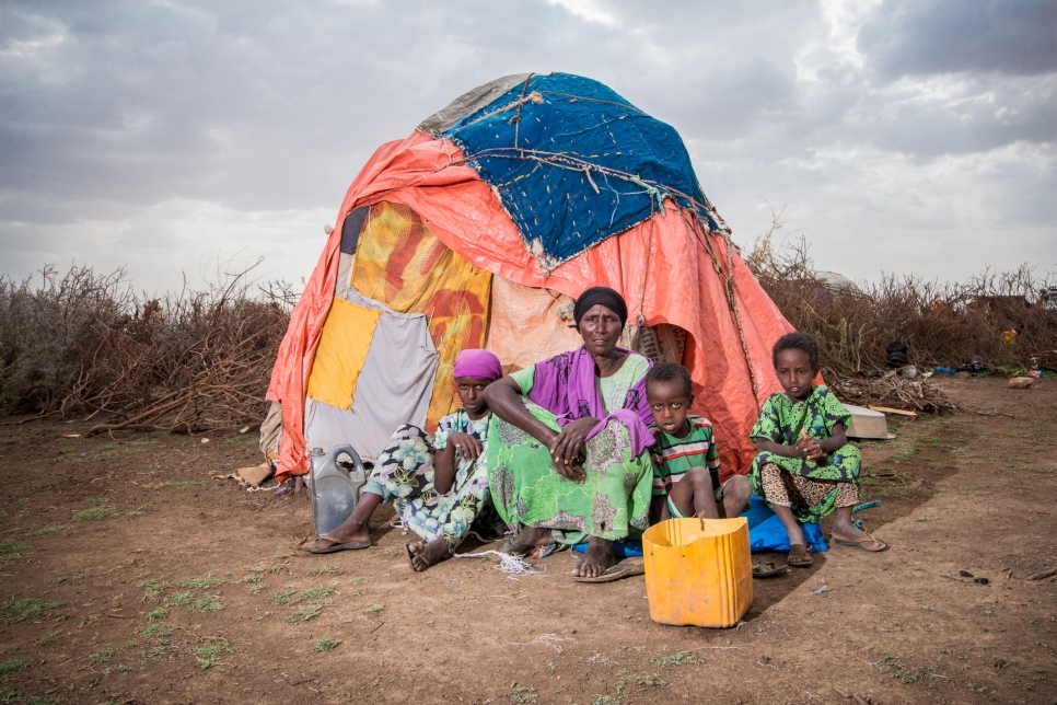 UNHCR welcomes Somalia's ratification of the Kampala Convention