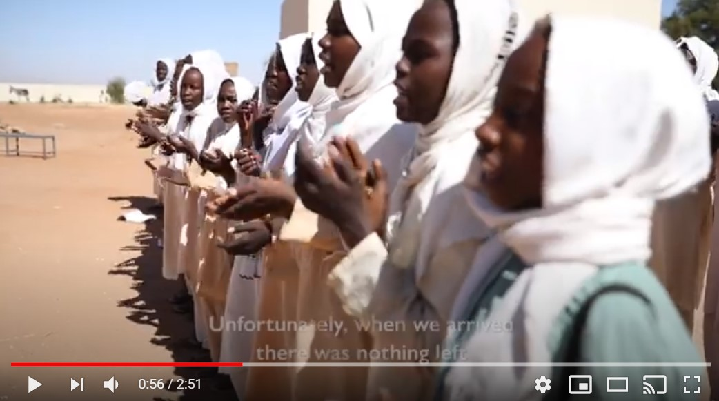 Durable Solutions for Displacement Communities in North Darfur