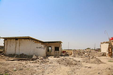 Community-Led Solutions Essential to Sustainable Returns of IDPs in Iraq