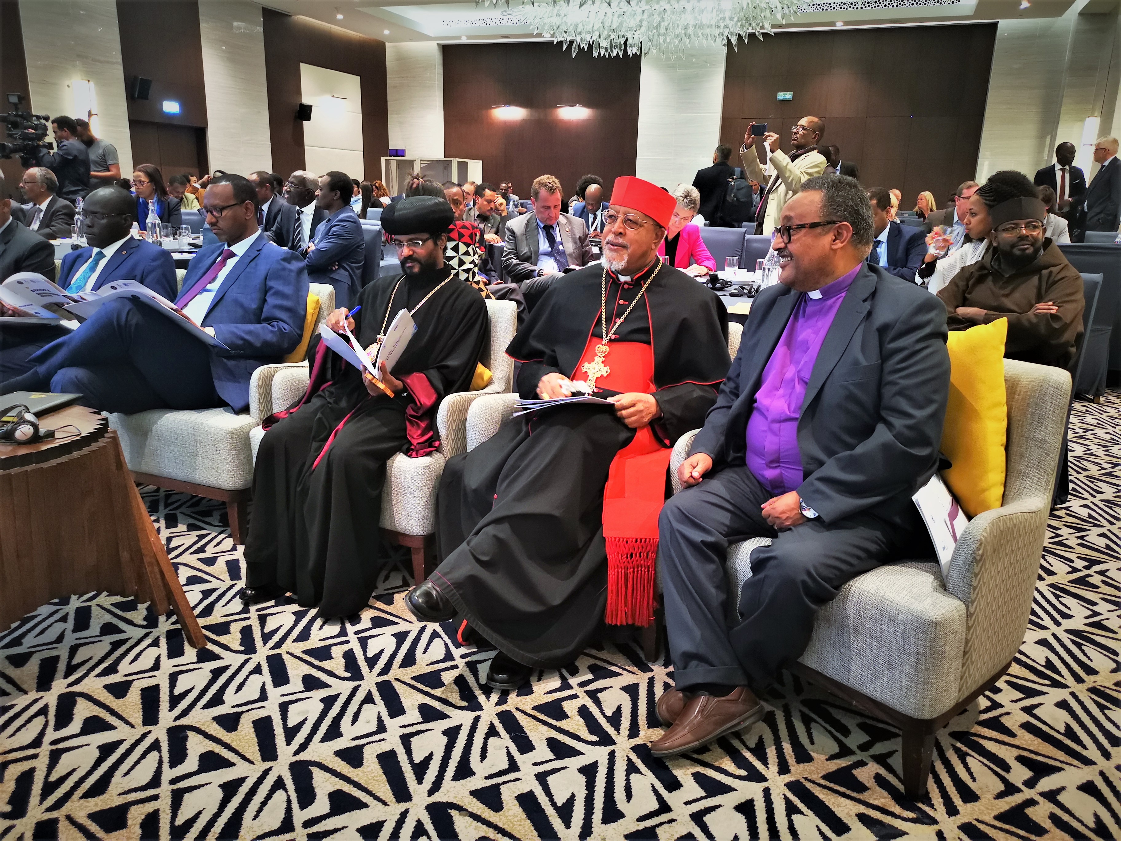 Ethiopia Launches National Durable Solutions Initiative for Internally Displaced Persons