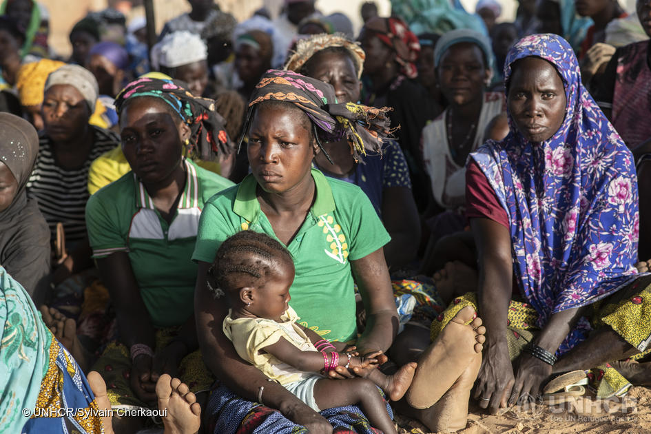 UNHCR stepping up response to escalating violence and displacement in the Sahel region