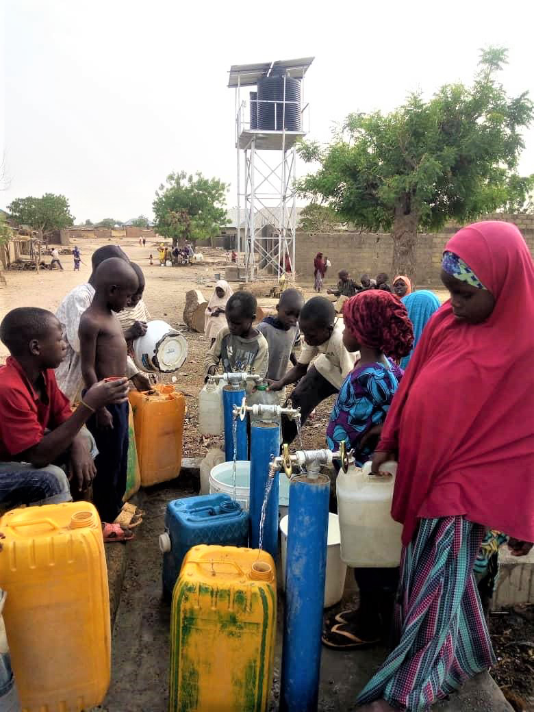 In North-East Nigeria, Access to Water Paves the Way for a Brighter Future