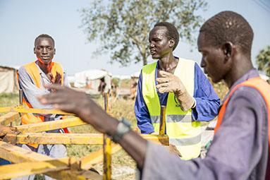 Security and Services Essential for Safe, Durable Return of Displaced Communities in South Sudan