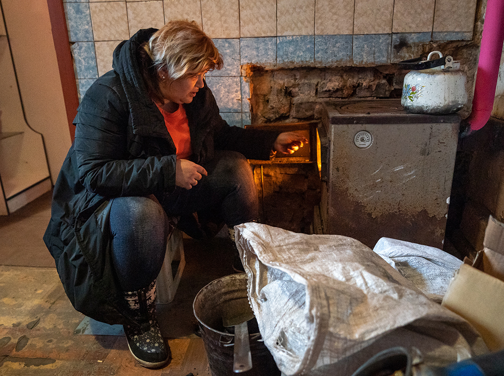 Long-term Solutions Needed for Ukraine's Displaced